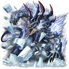 ディー・エヌ・エー<2432>は、『逆転オセロニア』において、本日6月13日より、決戦イベント「決戦!ガルア」を開始することを発表した。また、イベントの開始にあわせて、プレミアムガチャに竜... Fantasy Monster, Monster Art, Monster Hunter, Mythical Creatures Art, Fantasy Creatures, Fantasy Beasts, Fantasy Art, Character Inspiration, Character Art