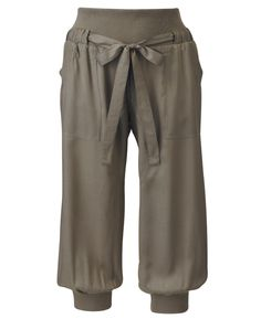 Cropped Harem Pants at Simply Be