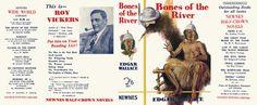 Bones of the River. Edgar Wallace.