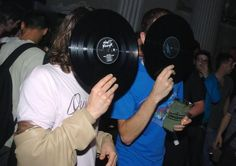 See Daft Punk pictures, photo shoots, and listen online to the latest music. Thomas Bangalter, Daft Punk, Punk Art, Latest Music, My Favorite Music, Electronic Music, Dj, Nostalgia, Songs