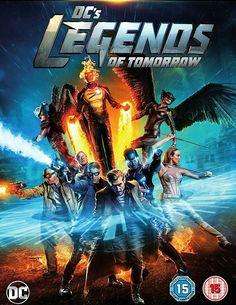 DC's Legends of Tomorrow Não é muito bom não viu