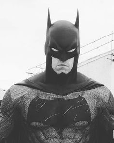 This is whos wearing one of our JL War cowls and looks like he jumped out of the animated movies. So badass Trying my best to look like a cartoon (with the help of - Batman Cowl, Batman Suit, Batman And Batgirl, I Am Batman, Batman Begins, Batgirl Cosplay, Dc Cosplay, Comic Book Heroes, Comic Books Art