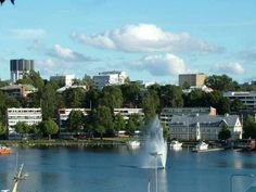 Lappeenranta  Located on the shore of Lake Saimaa, the fourth biggest lake in Europe