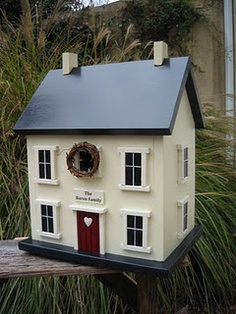 Great bird house.