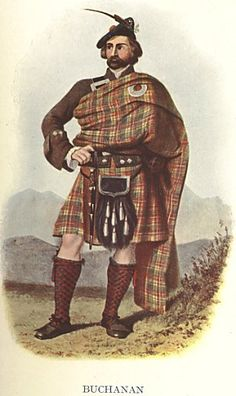 lairds of buchanan | the name of the clan buchanan is almost alone among those of highland ...