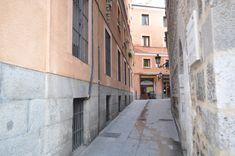 Calle Del Codo   Madrid, Espanha