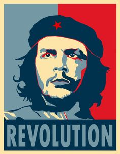 Che Revolution Poster by on DeviantArt Pop Art, Che Guevara, Gravure Illustration, Illustration Art, Latest Haircut For Men, Arte Latina, Revolution Poster, Rustikalen Shabby Chic, Rick And Morty Poster