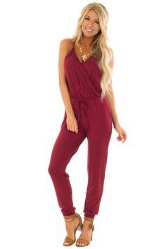 723eba276d01 Buy Cute Boutique Dresses for Women Online. Cute BoutiquesBoutique  DressesCrossoverDresses OnlineCute DressesSpaghettiJumpsuitsLushBurgundy