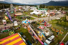 How to get to the Alaska State Fair by car, train or bus - Alaska Dispatch News