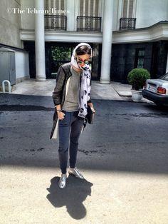 tehran street styles -girls