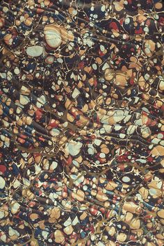 Eton1886Bird150 Hand Marbled Paper Marbling