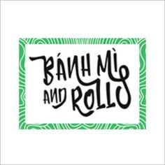 Logo Foodtruck Bánh Mì and Rolls