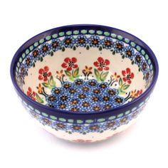 New cool pattern by #CeramikaKalich. See more #PolishPottery at http://slavicapottery.com