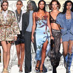 Te resumimos las noticias más relevante de las presentaciones de Primavera/verano 2021 #desfiles #desfile #semanadelamoda #fashionweek #fashion #holafashion #titulares #noticias