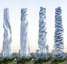 30 Best Architecture - Skyscraper images in 2012 | Amazing
