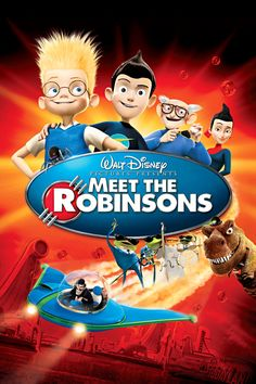 MySF Short Short Reviews heads off to the future to Meet the Robinsons in the Disney adaptation of A Day With Wilbur Robinson by William Joyce.
