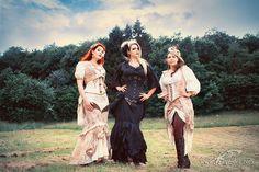 gothic, steampunk, fantasy