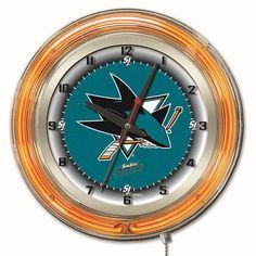 Holland 19 in. NHL Wall Clock - CLK19