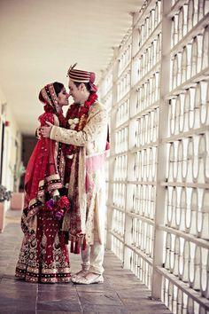 Fusion Indian wedding on indianweddingsite.com