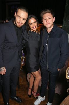 February 21: Niall and Liam at the BRITs afterparty