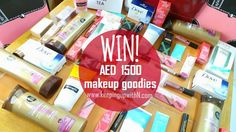Keeping Up With Neelofer: Competition: Win AED 1,500 Makeup Goodies