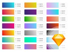 """Hey! This is my first """"Playoff"""". Prepared for you packing delicious gradients, enjoy! Download pack"""