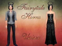 notegain's *Fairytale* Horn Accessory Unisex