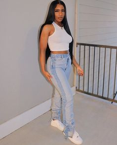 Classy Outfits For Women, Trendy Outfits, Summer Outfits, Fall Outfits, Lit Outfits, Fashion Outfits, Fashion Ideas, Women's Fashion, Fashion Trends