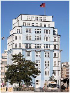 Das Stella-Haus in Hamburg