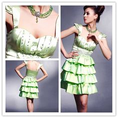#Sheath/#Column #Sweetheart Satin Knee-length #Prom #Dresses 03702      Find it here.... http://www.honeydress.com/b/Sheath-Column-Sweetheart-Satin-Knee-length-Prom-Dresses-03702.html#.UC9IT65Lh52...   US$86.05