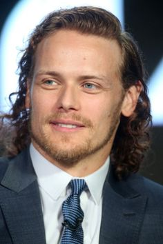 Here are some new HQ photos of Sam Heughan, Caitriona Balfe, Ron D. Moore and Diana Gabaldon at the TCA's. More after the jump! Outlander News, Sam Heughan Outlander, Sam Heughan Caitriona Balfe, Outlander Season 1, Outlander Casting, Outlander Series, Outlander 2016, Outlander Quotes, Sam Reid