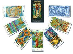 08crystaltarot Spiritual Images, Fossils, Tarot, Dream Catcher, Meditation, Crystals, Artist, Oracle Cards, Google Search