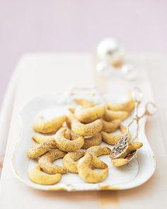 Vanillekipferln - BRIGITTE Lieblingsrezept für Vanillekipferl