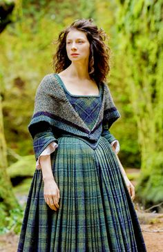 Claire Fraser in Outlander More
