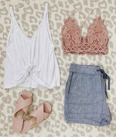 Cute Summer Outfits, Cute Casual Outfits, Simple Outfits, Outfits For Teens, Spring Outfits, Look Fashion, Teen Fashion, Fashion Outfits, Body Suit Outfits