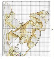 "Gallery.ru / tymannost - Альбом ""The world of cross stitching 155"""