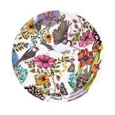 Hemtex tray House sparrow
