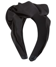 Rosette Silk Headband Jennifer Behr 6vlazo