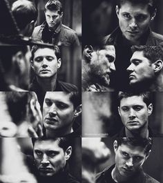 The Darker Side of Dean and some of Jensen Ackles best acting. On the Head of a Pin    Really cool shadows and facial expressions