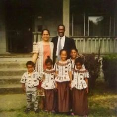 My mom always made us matching ofus lol