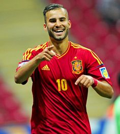 jesé for spain national team.