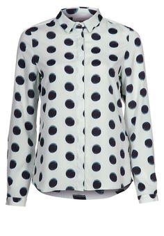 not over polka dots. no, no, no. not yet