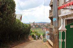 Rinkka selässä maailman ympäri: Matka Ile Sainte-Marie saarelta Antsirabeen