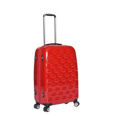 Lulu Guinness case  Such a lovely way to travel!
