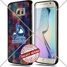 NEW San Diego Toreros Logo NCAA #1506 Samsung Galaxy S6 Edge Black Case Smartphone Case Cover Collector TPU Rubber original by WADE CASE [Circle] WADE CASE http://www.amazon.com/dp/B017KVOI8G/ref=cm_sw_r_pi_dp_..KAwb0NH6RT1