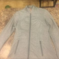 Lululemon form jacket size 10 Lululemon form jacket size 10 in excellent condition only worn a few times. Lightweight and perfect for jogging or casual wear. lululemon athletica Jackets & Coats