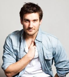 Congratulations on your face, sir. (Clive Standen) I guess you ain't so bad at actin', neither.