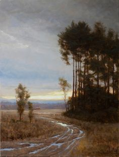 Art Renewal Center :: Thomas Kegler :: Passing Front - Proverbs 16:20