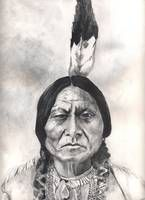 """Stunning """"Native American"""" Pencil Drawings And Illustrations For Sale On Fine Art Prints"""