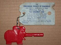 I remember these zoo keys!